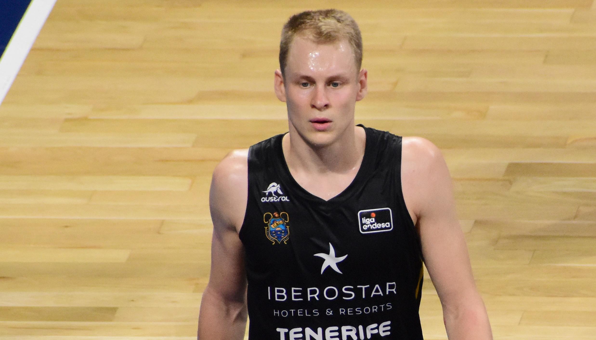 Sasu Salin, convocado por la selección de Finlandia