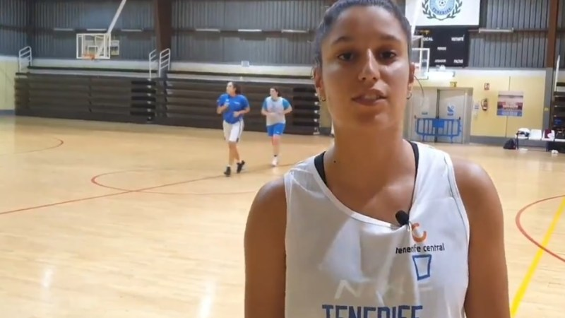 Bacallado: «El objetivo del Tenerife Central es intentar ascender a Liga Femenina 2»
