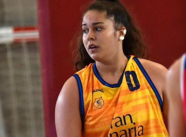 La grancanaria Inés Serrano se marchará a Estados Unidos la próxima temporada