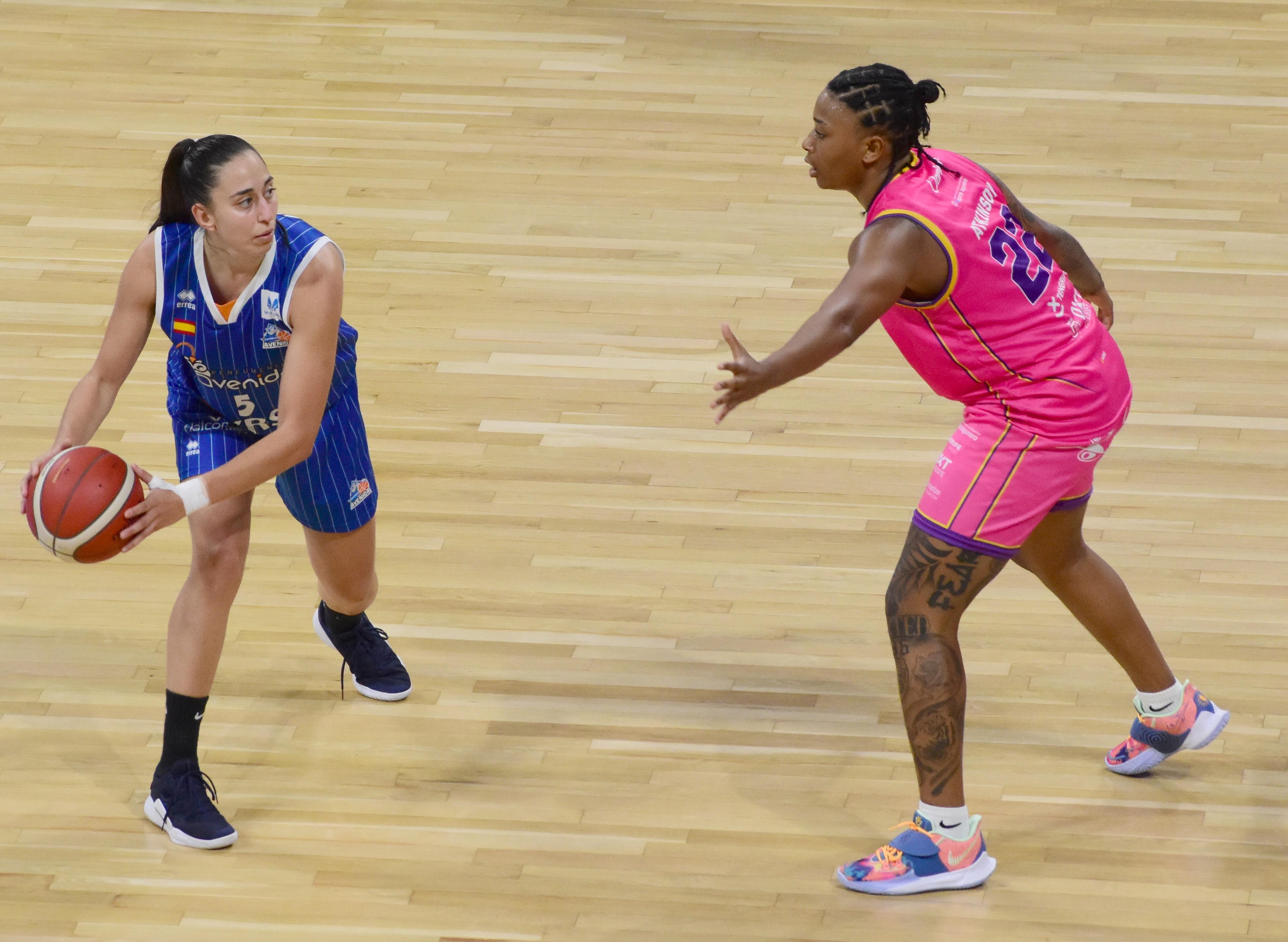 Maite Cazorla, Revelación Nacional de la temporada en Liga Femenina