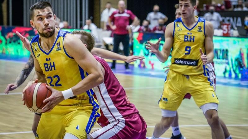 Sulejmanovic vuelve a ganar y se clasifica para el Eurobasket de 2022