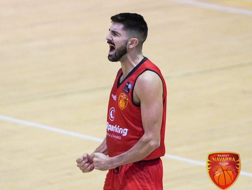 Alberto Artiles, del Basket Navarra de LEB Plata al CAB Estepona de Liga EBA