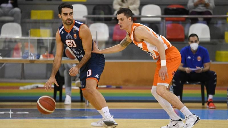Ayoze Alonso deja el Tizona de Burgos: «Quiero seguir luchando por mis sueños»