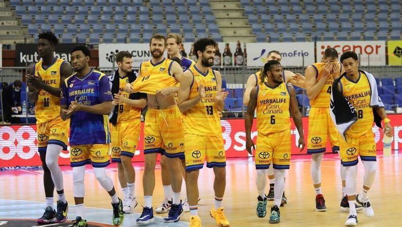 El Gran Canaria-Claret no depende de sí mismo para jugar el 'playoff'