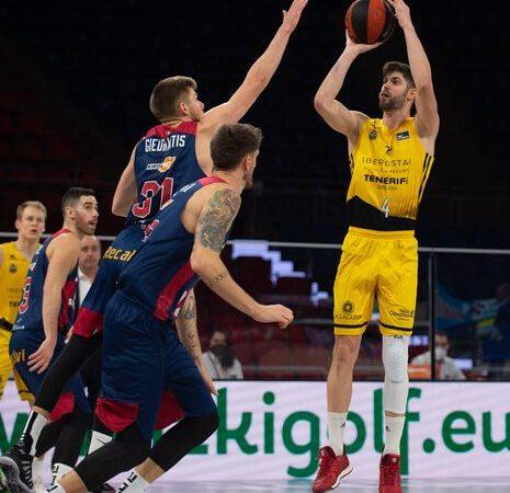 Segunda derrota aurinegra del curso en ACB dando la cara ante el campeón