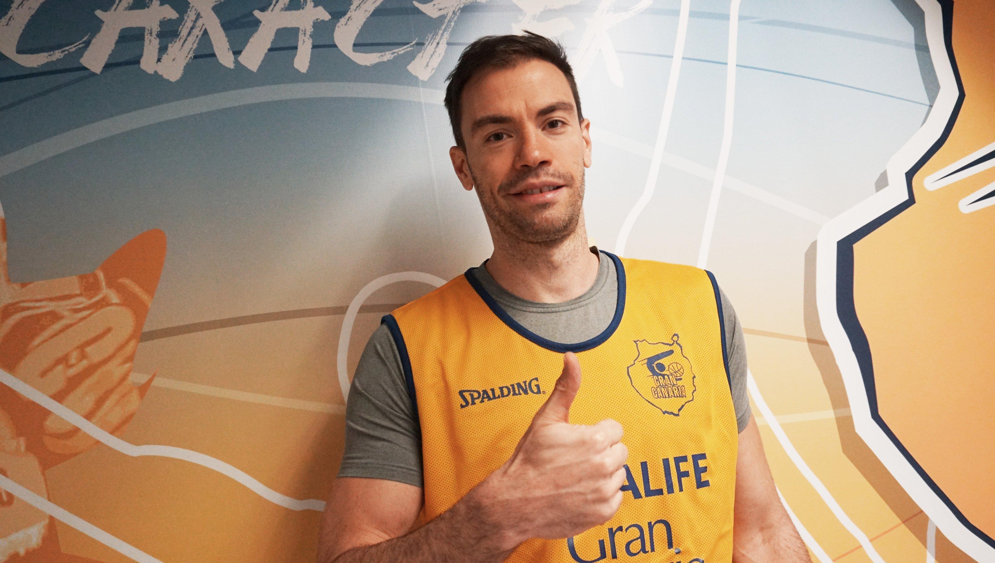 Stevic ya trabaja como jugador amarillo y podría debutar este domingo