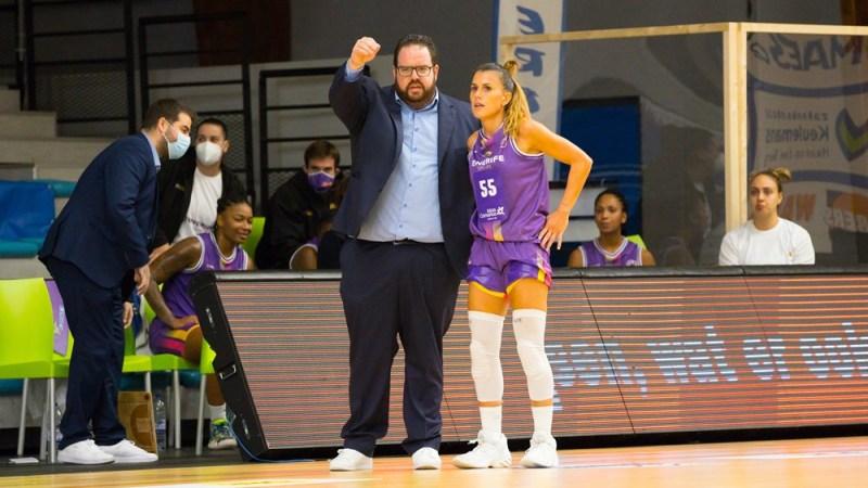 Asia Taylor y Gaby Ocete, dudas en el Clarinos para el debut en EuroCup