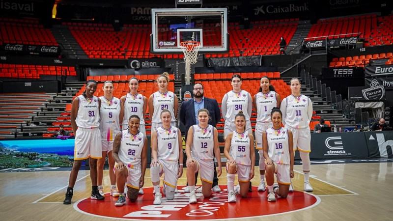 El CDB Clarinos de La Laguna jugará la EuroCup Women por segunda temporada consecutiva