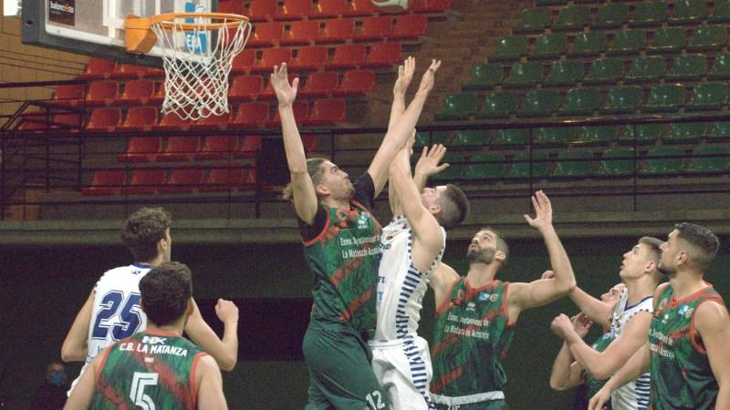 El Matanza CBA dominó el último cuarto para imponerse al Náutico de Tenerife