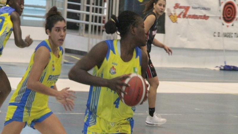 Alima Dembelé, 'MVP' de la decimocuarta jornada en Liga Femenina 2