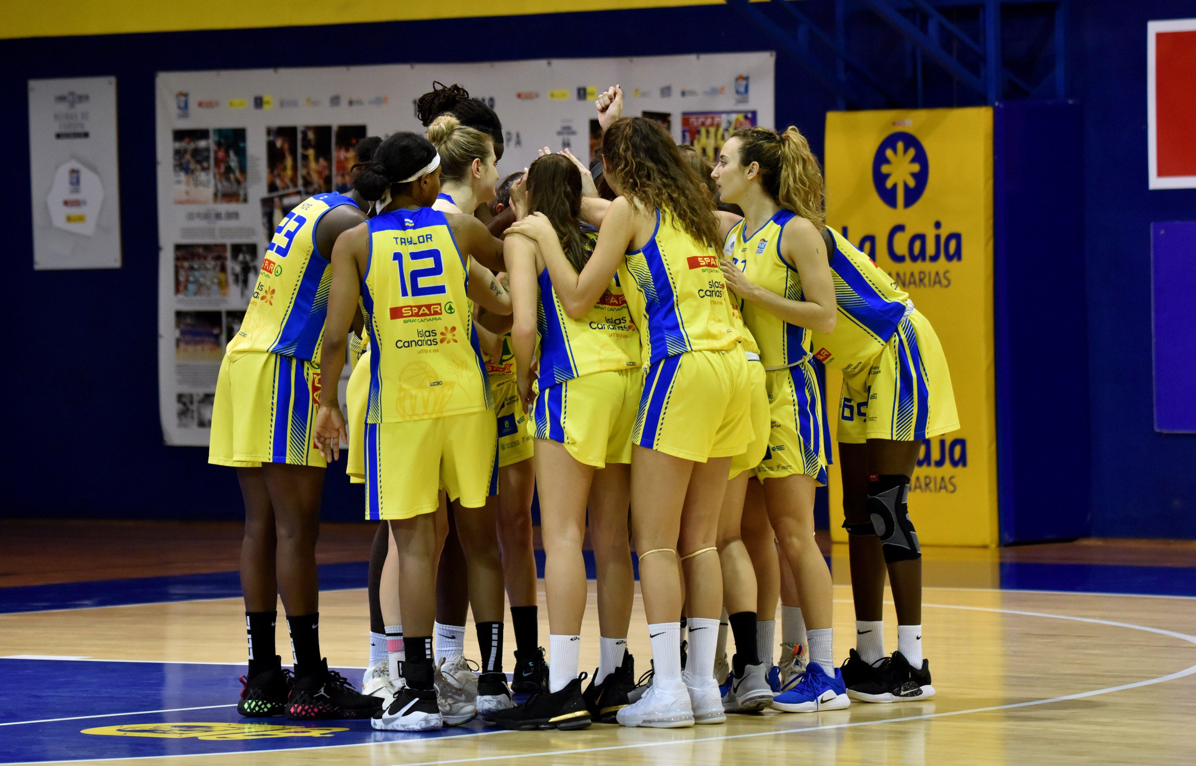 Si CB Islas Canarias gana el sábado e Ibaeta pierde ante Valencia, las amarillas jugarán el 'playoff'