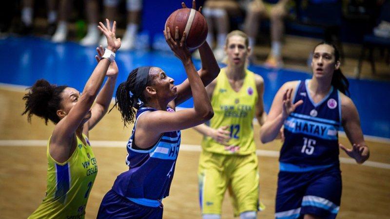 Derrota para Astou Ndour en la segunda jornada de la EuroCup Women