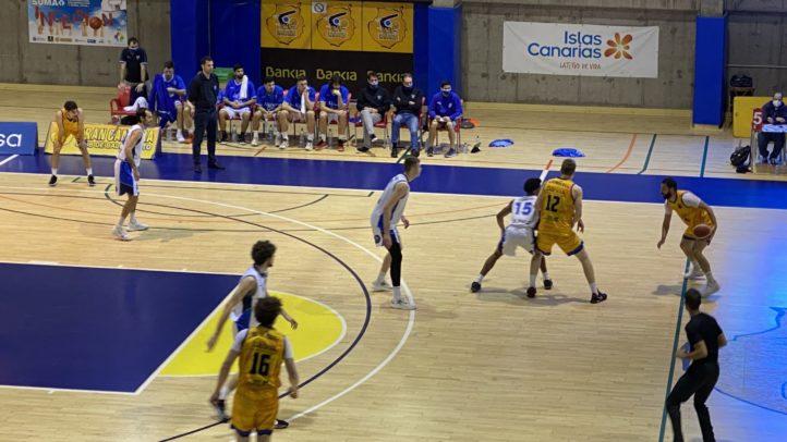 Brillante triunfo del Gran Canaria-Claret en LEB Plata ante el CB Prat