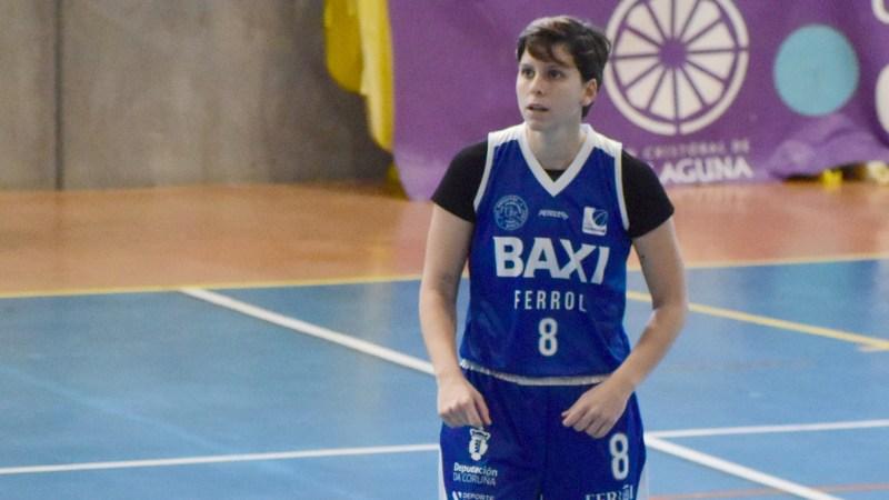 Patricia Cabrera volverá a jugar la Liga Femenina en Ferrol