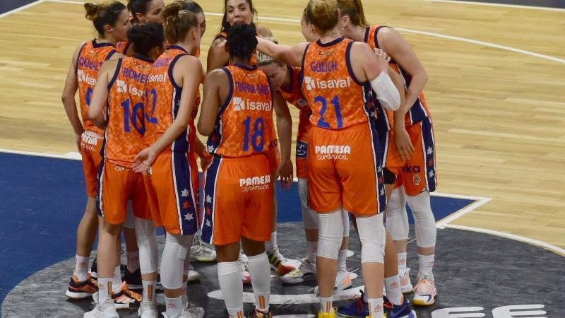 El Valencia Basket Femenino, sin nuevos contagios