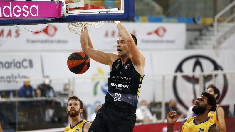 El derbi insular de ACB fue un partido perfecto para Sulejmanovic
