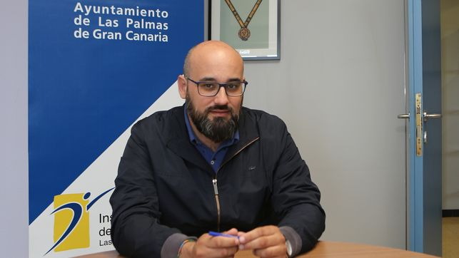 El IMD de Las Palmas de Gran Canaria permite entrenamientos con una serie de medidas sanitarias