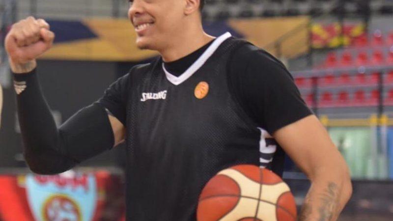 Jacob Wiley vuelve a ser jugador de baloncesto y tratará de debutar con Macedonia del Norte