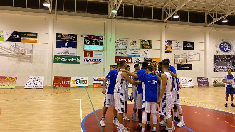 El Náutico de Tenerife logra su quinta victoria en su visita al Tobarra