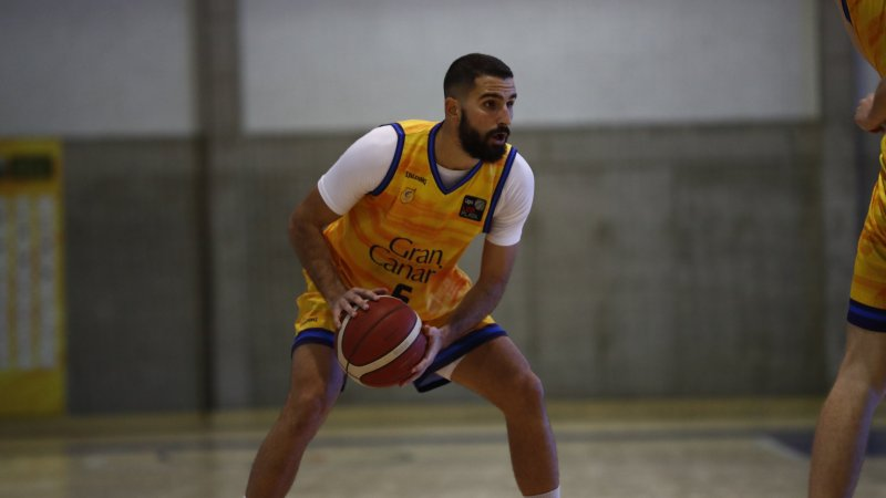 Gran victoria del Gran Canaria-Claret en LEB Plata ante el Albacete de Víctor Aguilar