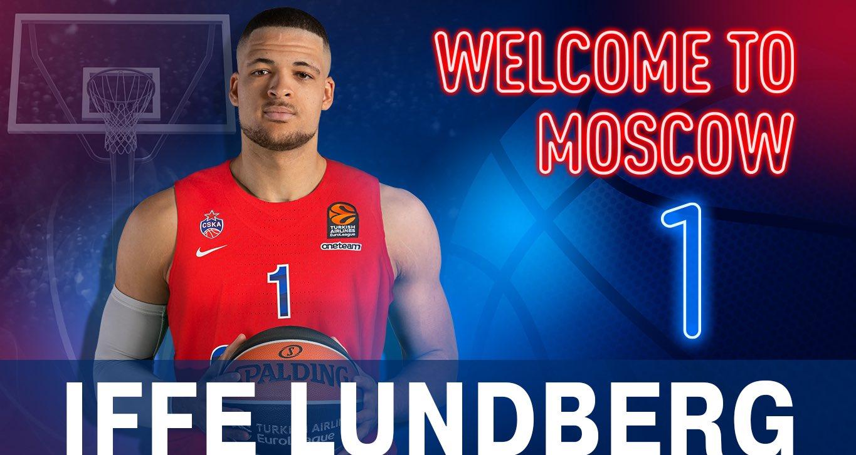 Iffe Lundberg ficha por el CSKA de Moscú