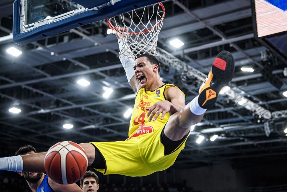 Jacob Wiley debuta con Macedonia del Norte haciendo un partidazo y ya es comunitario