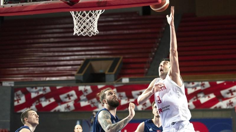 Buena actuación de Shermadini y Burjanadze en la derrota de Georgia ante Serbia