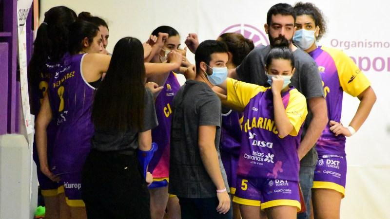 Las federaciones canaria y tinerfeña reanudan hoy mismo varias de sus competiciones y con mascarilla obligatoria
