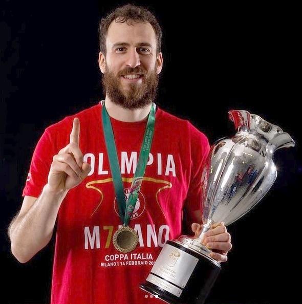 Sergio Rodríguez, campeón de Copa en Italia tras repartir veintiséis asistencias en tres partidos