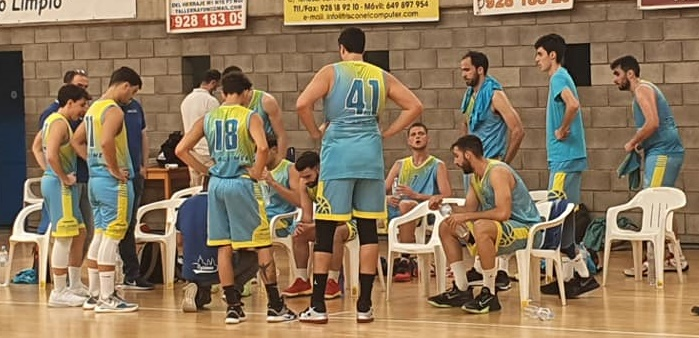 Agüimes termina la liga regular con derrota y antepenúltimo clasificado