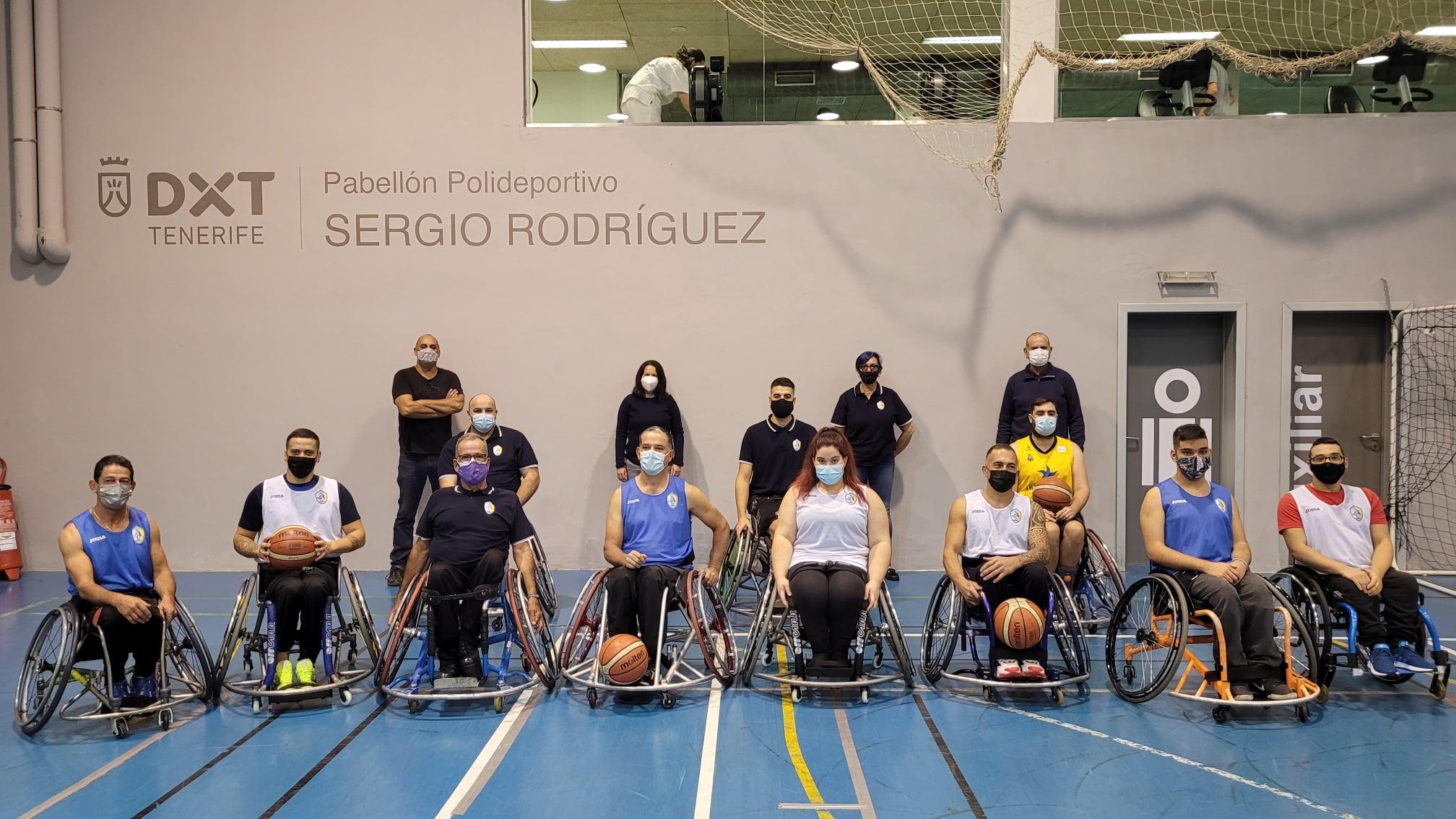 Adein Tenerife debutará en el Grupo Norte de la Segunda División BSR