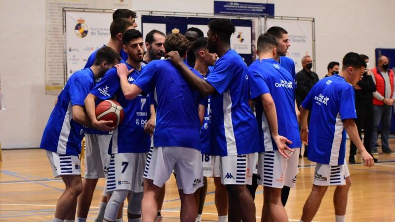 Dos positivos por COVID-19 en el Náutico de Tenerife aplazan su partido ante Quintanar