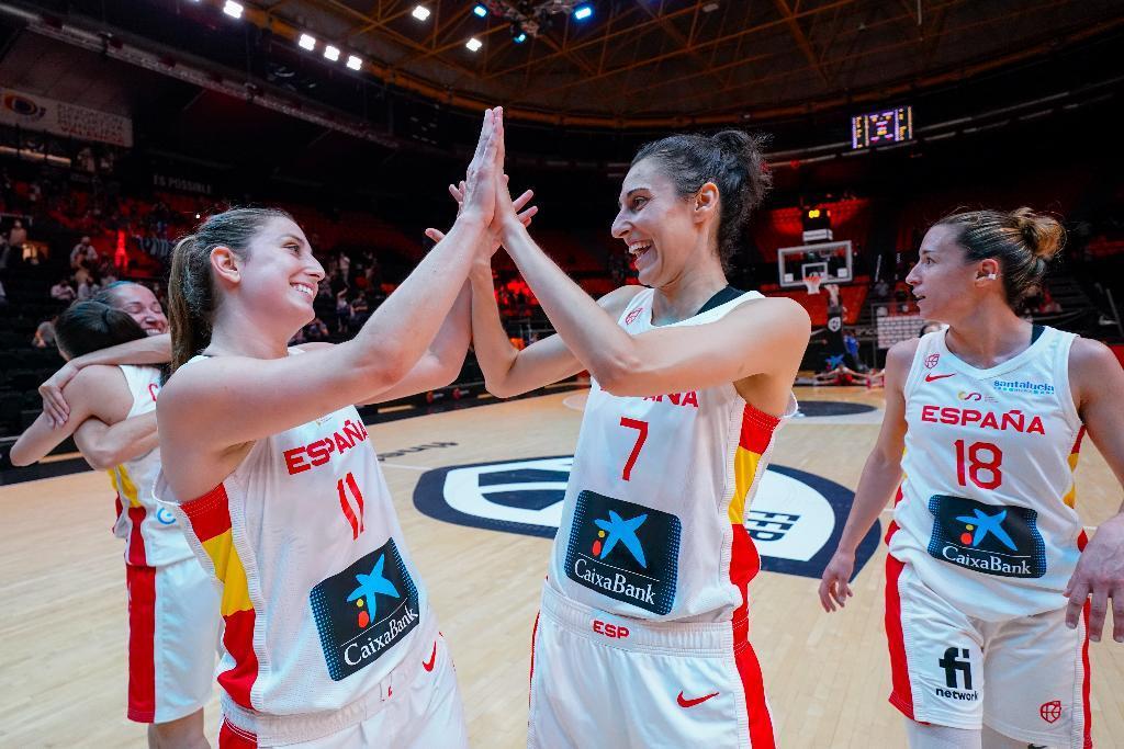 Gran triunfo de España ante Turquía en su camino al EuroBasket
