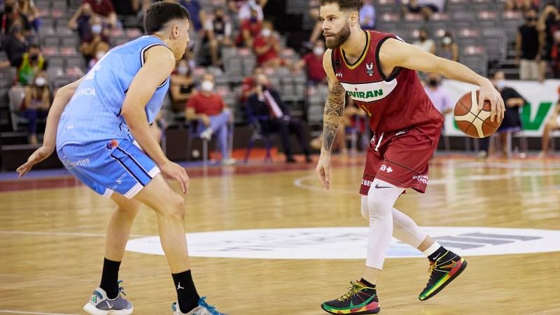 Christian Díaz, a un paso de ascender a la ACB con Fundación Granada