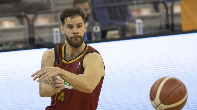 Christian Díaz jugará la final de los 'playoffs' de LEB Oro y optará al ascenso a la ACB