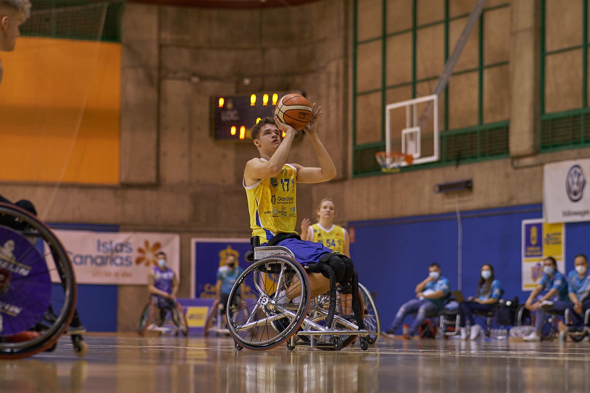 Arie Twigt continuará en el BSR Econy Gran Canaria la próxima temporada