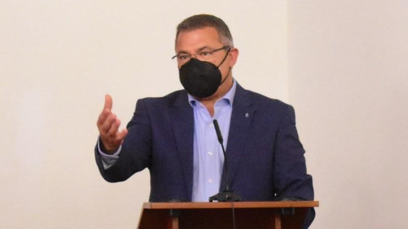 Hernández reconoce que el Cantera Base 1939 Canarias renunció a su plaza EBA para seguir vinculado al Náutico