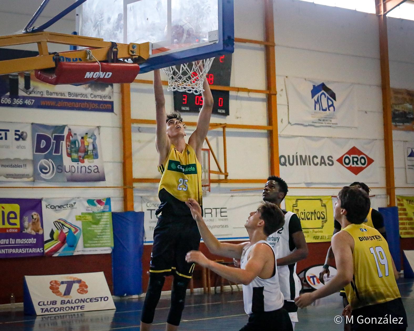 Guillermo Díaz Graham, a la selección U18