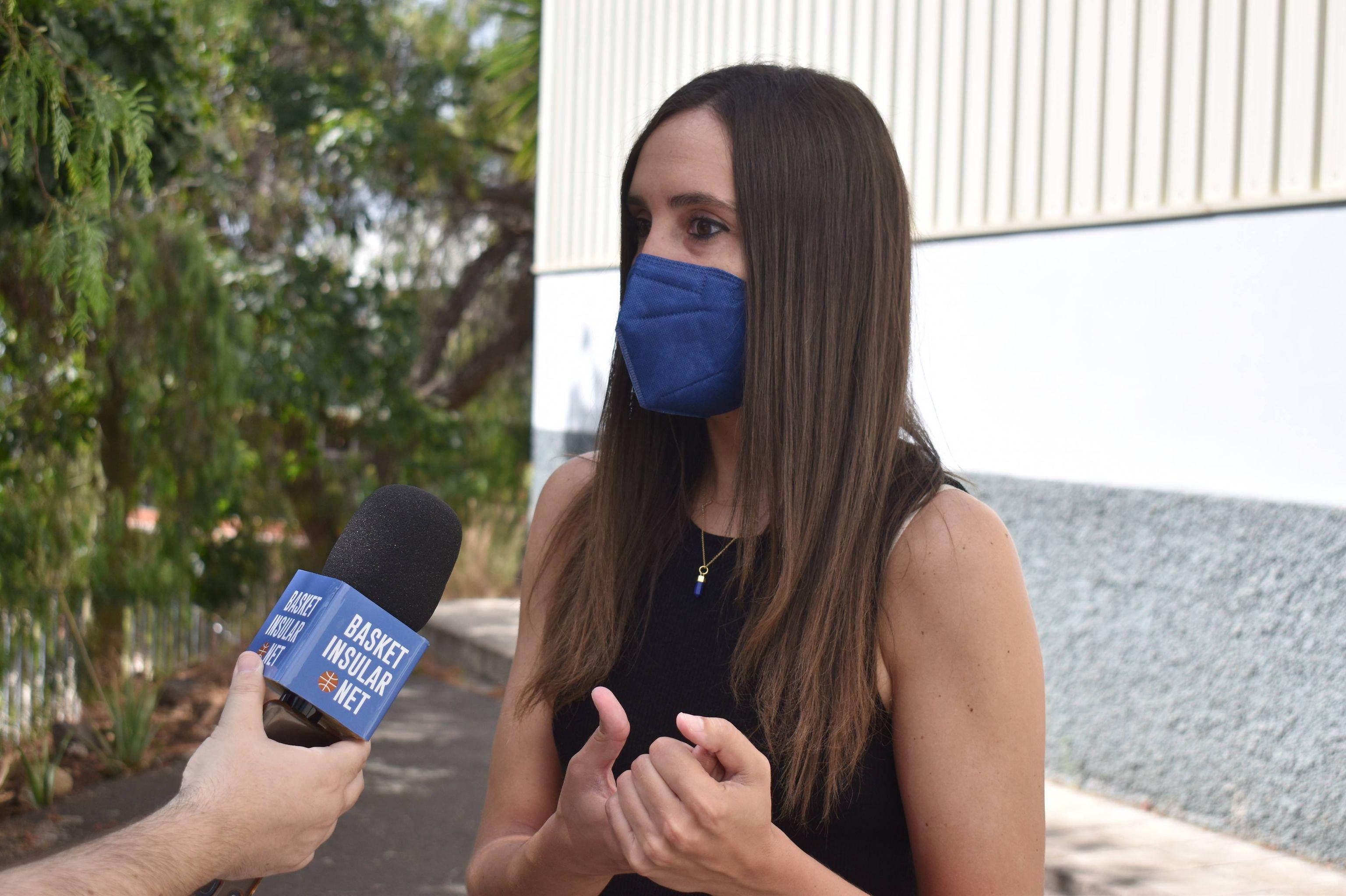 Entrevista | Herrera: «Pondré mi experiencia para que más niñas cumplan su sueño de ser profesionales»