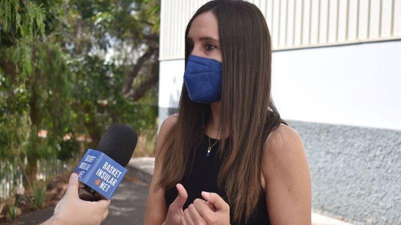 Laura Herrera llevará asuntos del baloncesto femenino en la Federación Insular de Tenerife