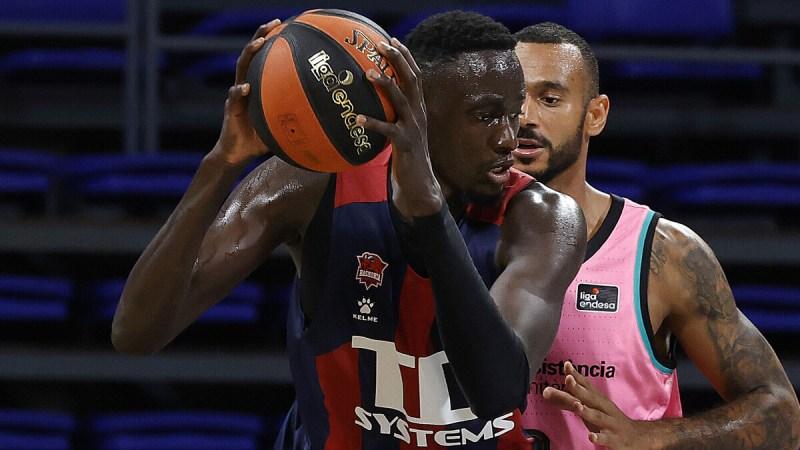 Ilimane Diop firma con el Gran Canaria-Claret por dos temporadas