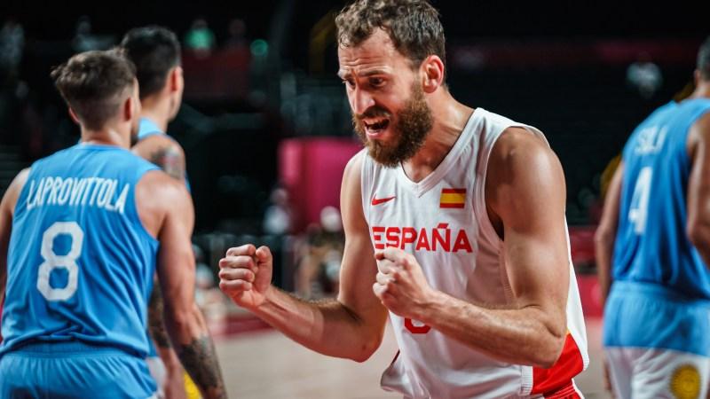 España supera a Argentina y ya está en cuartos de final de los Juegos Olímpicos