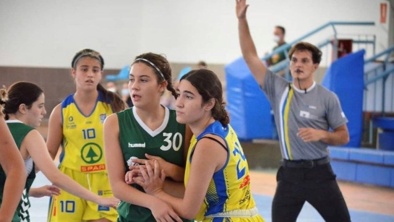 Claudia García, del Canterbury, a la selección española U13