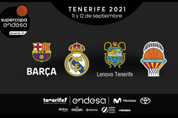 [DIRECTO] Presentación de la Supercopa ACB 2021