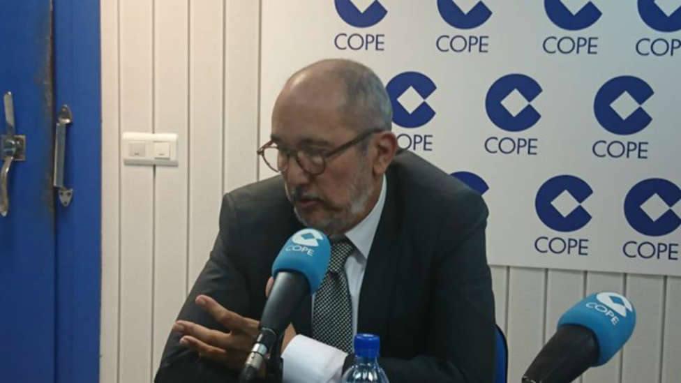 Moreno marca que el objetivo del Gran Canaria-Claret en ACB es «estar entre los ocho primeros»
