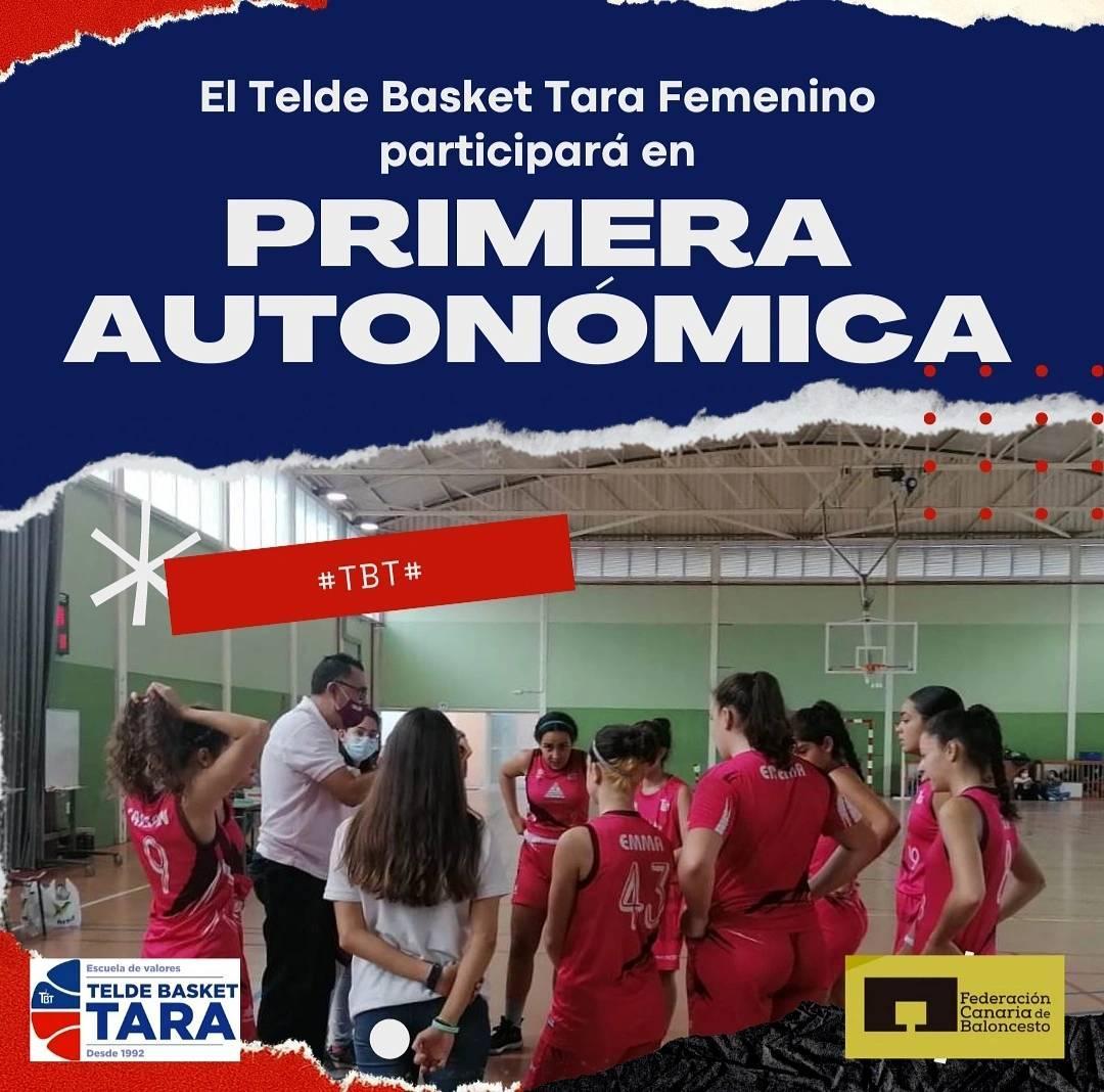 Telde Basket Tara competirá en Primera División Nacional Femenina