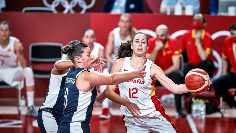 La selección femenina, errática en el tiro, es eliminada por Francia en los Juegos Olímpicos