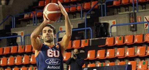 Ayoze Alonso seguirá en LEB Oro al fichar por el Peñas de Huesca