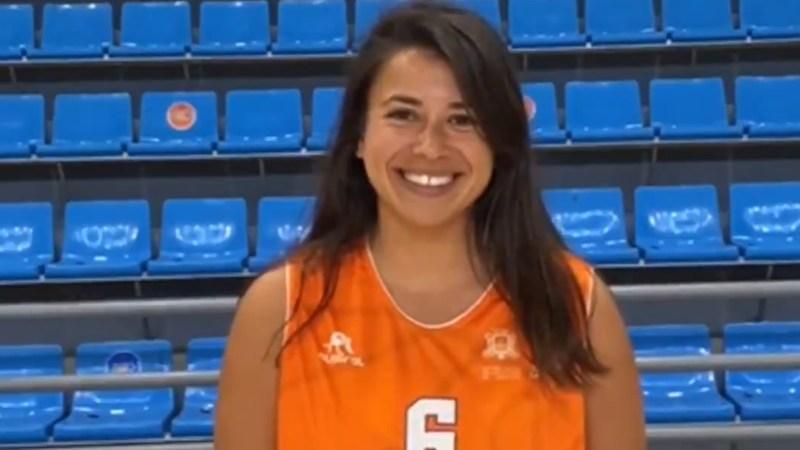 Érika Castro, alero para el CB Aridane