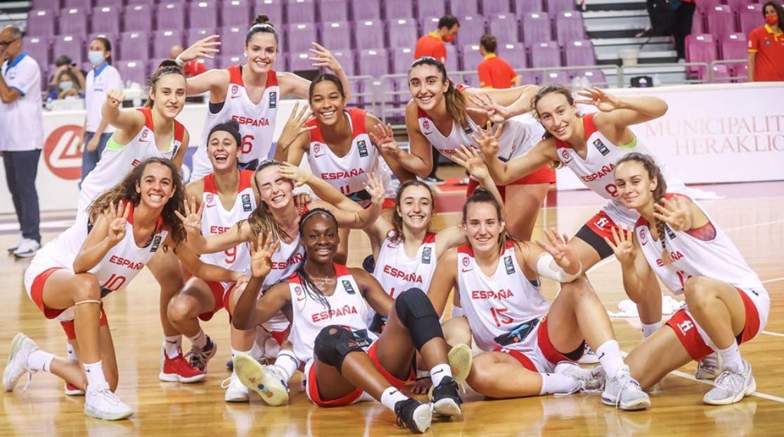 Subcampeonato para Rodríguez y Brito con la U18 en el FIBA Challenger